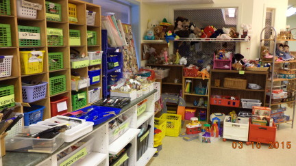 St. Aidan's Thrift Shop - Sewing, Crochet, Knitting, Stamping, Craft Supplies and Stationary.